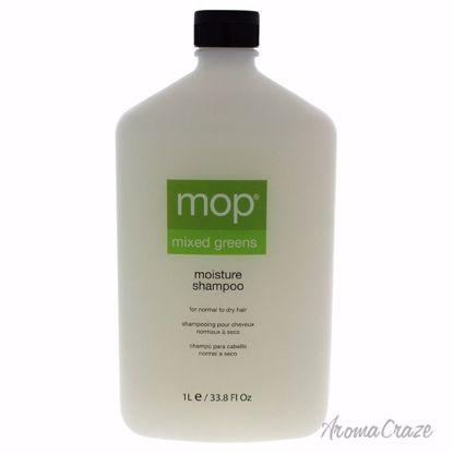 MOP Mixed Greens Moisture Shampoo Unisex 33.83 oz