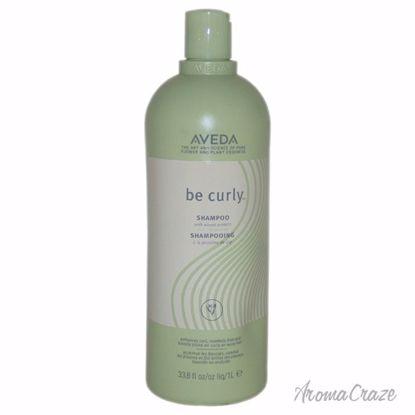 Aveda Be Curly Shampoo Unisex 33.8 oz - Hair Shampoo | Best Shampoo For Hair Growth | Shampoo and Conditioner For Damage Hair | Fizzy Hair Shampoo | Best Professional Shampoo | Top Brands Hair Care Products | AromaCraze.com