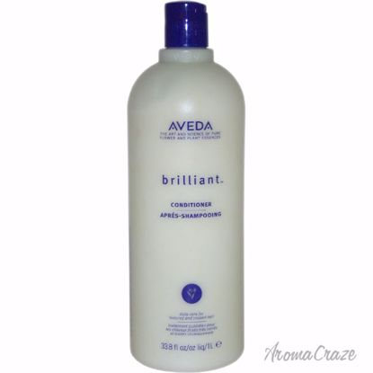 Aveda Brilliant Unisex 33.8 oz - Hair Conditioner | Best Hair Conditioners | hair conditioner for dry hair | hair conditioner for womens | Moisturizing Hair Conditioner | Hair Care Products | AromaCraze.com