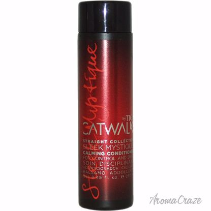 TIGI Catwalk Straight Collection Sleek Mystique Calming Unisex 8.45 oz - Hair Conditioner | Best Hair Conditioners | hair conditioner for dry hair | hair conditioner for womens | Moisturizing Hair Conditioner | Hair Care Products | AromaCraze.com