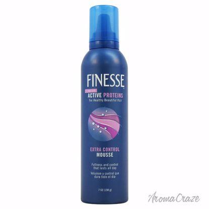 Finesse Self Adjusting Extra Control Mousse Unisex 7 oz
