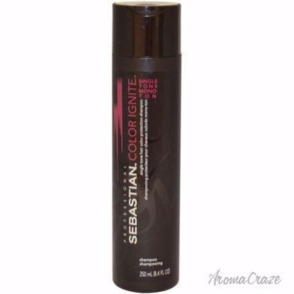 Sebastian Color Ignite Single Tone Shampoo Unisex 8.4 oz