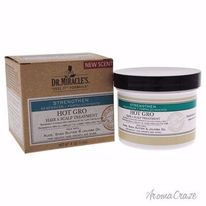 Dr. Miracle's Hot Gro Hair & Scalp Treatment Unisex 4 oz