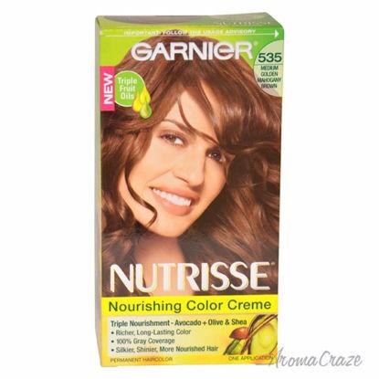 Garnier Nutrisse Nourishing Color Creme # 535 Medium Golden