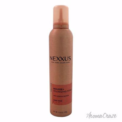 Nexxus Mousse Plus Volumizing Foam Styler Mousse Unisex 10.6