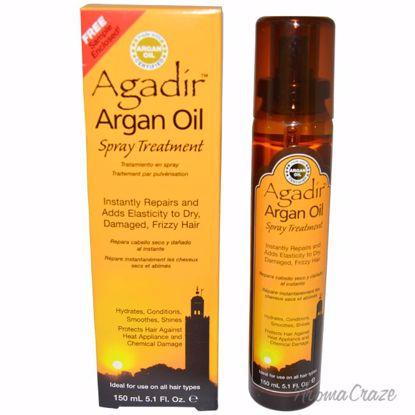 Agadir Argan Oil Spray Treatment Unisex 5.1 oz - Hair Treatment Products | Best Hair Styling Product | Hair Oil Treatment | Damage Hair Treatment | Hair Care Products | Hair Spray | Hair Volumizing Product | AromaCraze.com