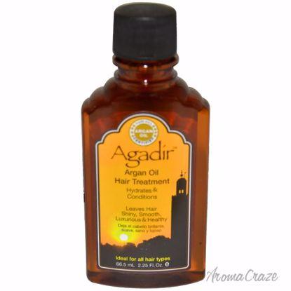 Agadir Argan Oil Hair Treatment Unisex 2.25 oz - Hair Treatment Products | Best Hair Styling Product | Hair Oil Treatment | Damage Hair Treatment | Hair Care Products | Hair Spray | Hair Volumizing Product | AromaCraze.com