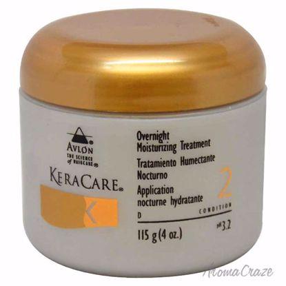 Avlon KeraCare Overnight Moisturizing Treatment Unisex 4 oz