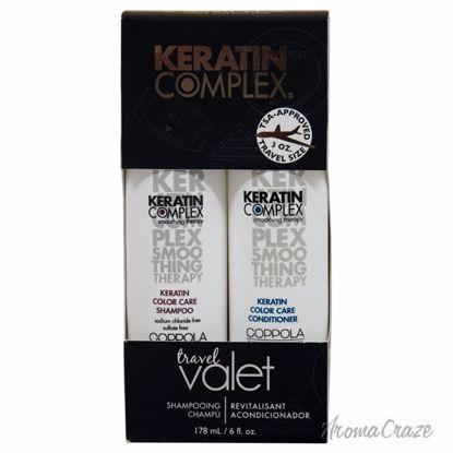 Keratin Complex Travel Valet Color Care Kit 3oz Keratin Colo