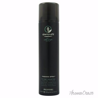 Paul Mitchell Awapuhi Wild Ginger Finishing Hair Spray Unisex 9.1 oz - Hair Styling Products | Hair Styling Cream | Hair Spray | Hair Styling Products For Men | Hair Styling Products For Women | Hair Care Products | AromaCraze.com