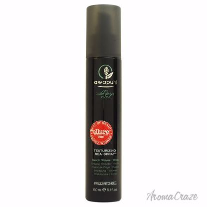 Paul Mitchell Awapuhi Wild Ginger Texturizing Sea Spray Sea Spray Unisex 5.1 oz - Hair Styling Products | Hair Styling Cream | Hair Spray | Hair Styling Products For Men | Hair Styling Products For Women | Hair Care Products | AromaCraze.com