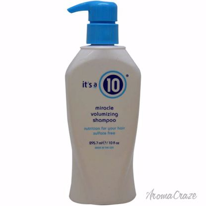 It's A 10 Miracle Volumizing Shampoo (Sulfate free) Unisex 1