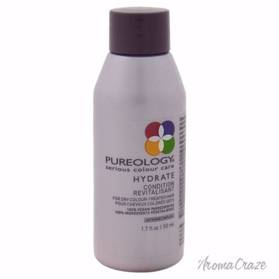 Pureology Hydrate Unisex 1.7 oz - Hair Conditioner | Best Hair Conditioners | hair conditioner for dry hair | hair conditioner for womens | Moisturizing Hair Conditioner | Hair Care Products | AromaCraze.com