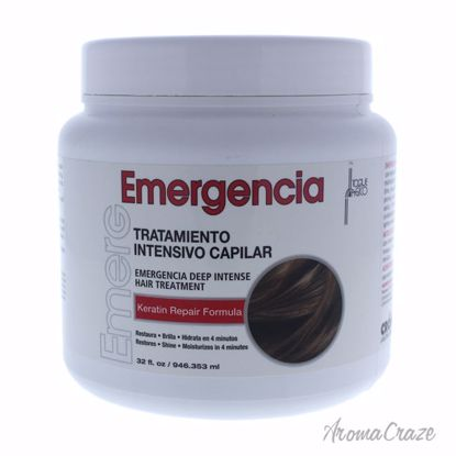 Toque Magico Emergencia Deep Intensive Hair Treatment Unisex