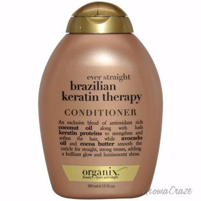 Organix Ever Straight Brazilian Keratin Therapy Unisex 13 oz