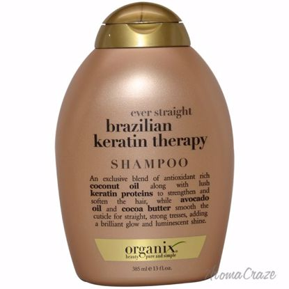 Organix Ever Straight Brazilian Keratin Therapy Shampoo Unis