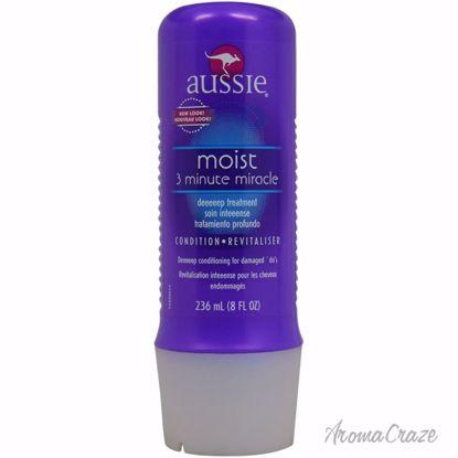 Aussie Moist 3 Minute Miracle Deep Treatment Unisex 8 oz