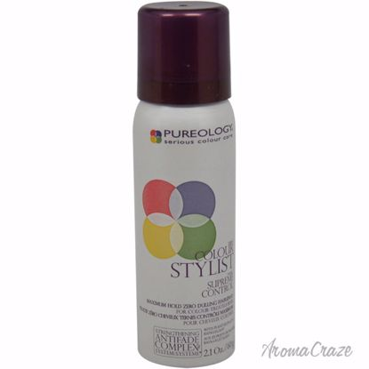 Pureology Colour Stylist Supreme Control Hair Spray Unisex 2
