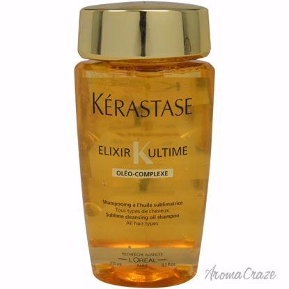 Kerastase Elixir K Ultime Sublime Cleansing Oil Shampoo Unis