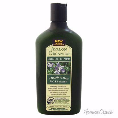 Avalon Organics Volumizing Rosemary Unisex 11 oz