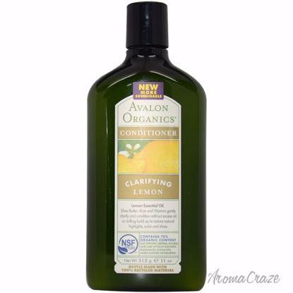 Avalon Organics Clarifying Conditioner Lemon Unisex 11 oz