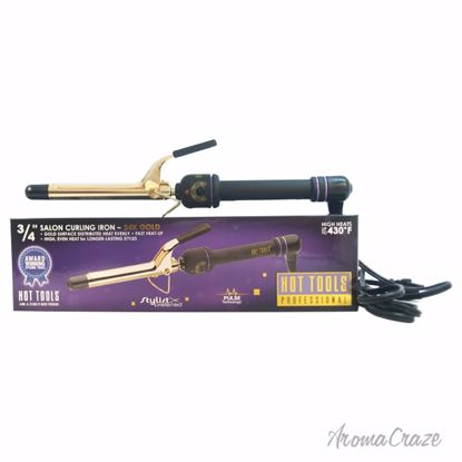Hot Tools Professional Salon Curling Iron Model # 1101CN Gol