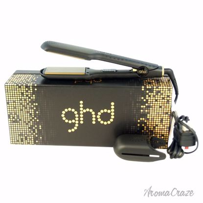 GHD Gold Professional Styler Flat Iron Black Flat Iron Unise