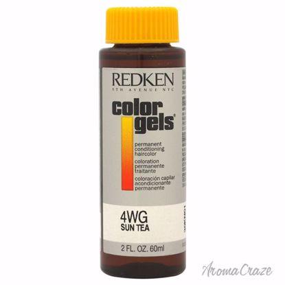 Redken Color Gels Permanent Conditioning Haircolor 4WG Sun T