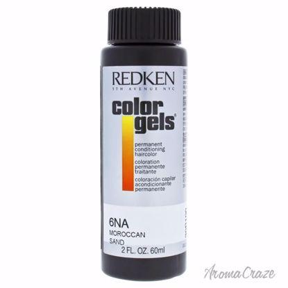 Redken Color Gels Permanent Conditioning Haircolor 6NA Moroc