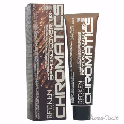 Redken Chromatics Beyond Cover Hair Color 4Br (4.56) Brown/R