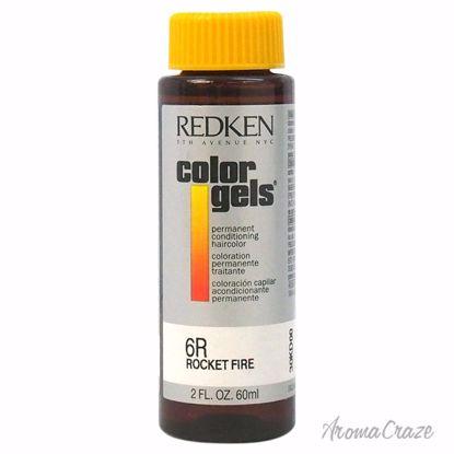 Redken Color Gels Permanent Conditioning Haircolor 6R Rocket