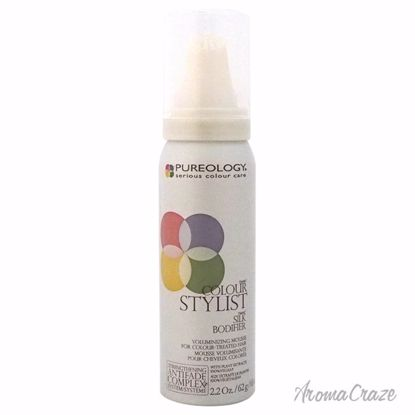 Pureology Colour Stylist Silk Bodifier Voluminizing Mousse U