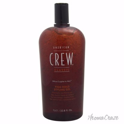 American Crew Firm Hold Styling Gel Unisex 33.8 oz - Hair Styling Products | Hair Styling Cream | Hair Spray | Hair Styling Products For Men | Hair Styling Products For Women | Hair Care Products | AromaCraze.com