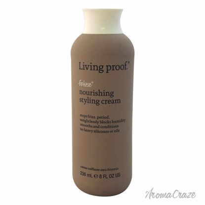 Living proof No Frizz Nourishing Styling Cream Unisex 8 oz