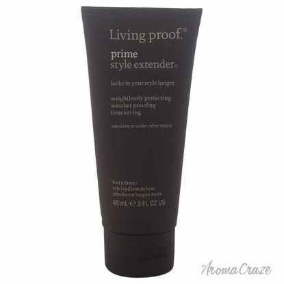 Living Proof Prime Style Extender Cream Unisex 2 oz - Hair Treatment Products | Best Hair Styling Product | Hair Oil Treatment | Damage Hair Treatment | Hair Care Products | Hair Spray | Hair Volumizing Product | AromaCraze.com