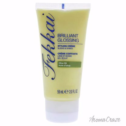 Frederic Fekkai Brilliant Glossing Styling Cream Unisex 2 oz
