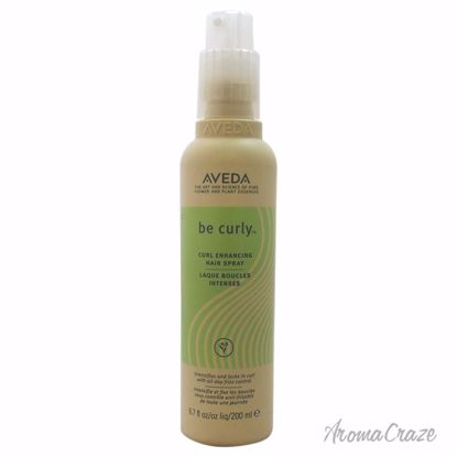 Aveda Be Curly Curl Enhancing Hair Spray Unisex 6.7 oz - Hair Styling Products | Hair Styling Cream | Hair Spray | Hair Styling Products For Men | Hair Styling Products For Women | Hair Care Products | AromaCraze.com