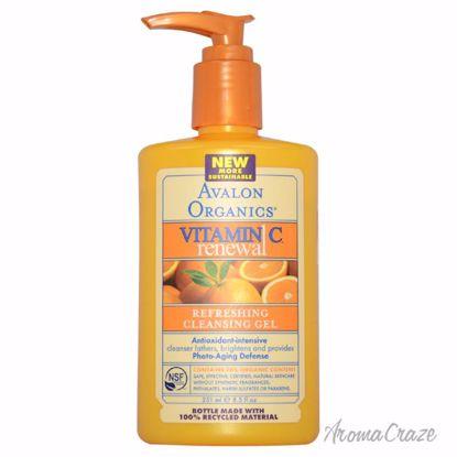 Avalon Organics Vitamin C Refreshing Cleansing Gel Unisex 8.