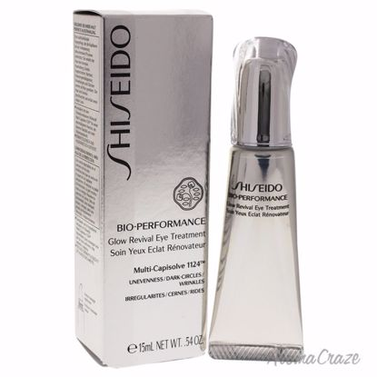 Shiseido Bio-Performance Glow Revival Eye Treatment Unisex 0