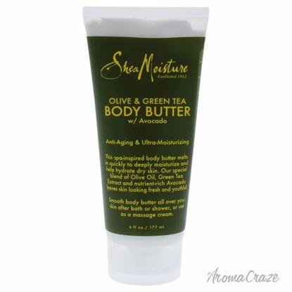 Shea Moisture Olive & Green Tea Body Butter Anti-Aging & Ult