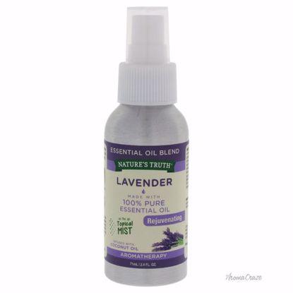 Natures Truth Lavender Rejuvenating Essential Oil Mist Spray