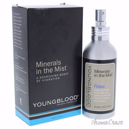 Youngblood Minerals in The Mist Relax Mist for Women 4 oz