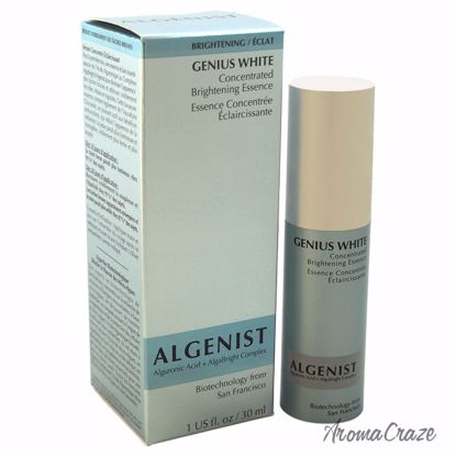 Algenist Genius White Concentrated Brightening Essence Serum for Women 1 oz - Hair Styling Products | Hair Styling Cream | Hair Spray | Hair Styling Products For Men | Hair Styling Products For Women | Hair Care Products | AromaCraze.com