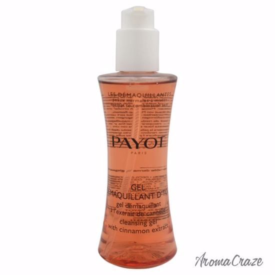 Payot Demaquillant D'Tox Cleansing Cinnamon Extract Gel for