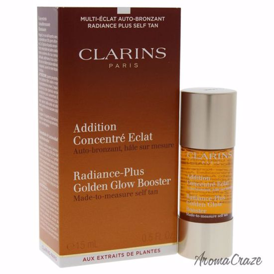 Clarins Radiance-Plus Golden Glow Booster Normal Dry Combina