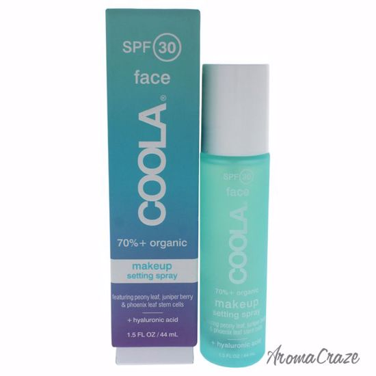Coola Makeup Setting Spray SPF 30 Treatment for Women 1.5 oz