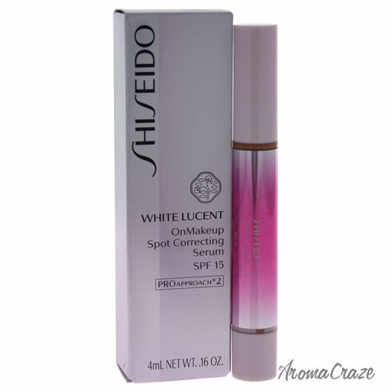 Shiseido White Lucent OnMakeup Spot Correcting Serum SPF 15