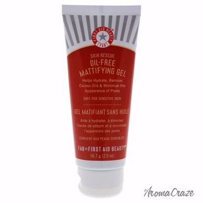 First Aid Beauty Skin Rescue Oily-Free Mattifying Gel for Wo