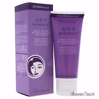 DERMAdoctor Ain't Misbehavin Intensive 10% Sulfur Acne Mask