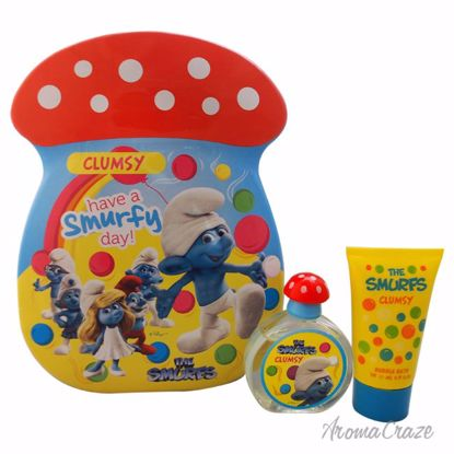 First American Brands The Smurfs Clumsy Gift Set for Kids 2